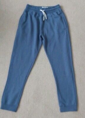 Next Boys Blue Jogging Bottoms Age 10 Yrs In Vgc Hardly Worn