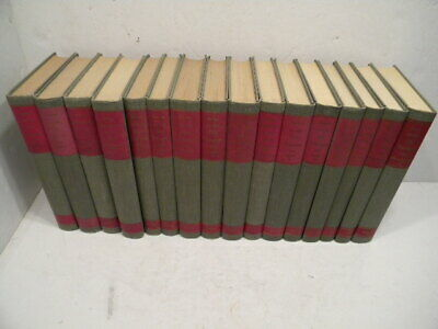 "1957 Vintage 16 Volume Set ""The Bible Commentary"" (Barnes Notes-Baker Book House"