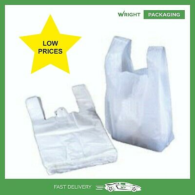 Strong Carrier Bags -Small, Large, Extra Large ***Low Price**