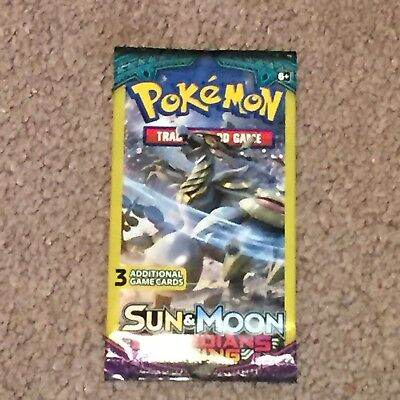 Pokemon Sun & Moon Guardians Rising Trading Card Game (Toys, Collectibles) New