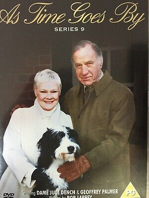 AS TIME GOES BY - Series 9 DVD AS NEW! Complete Ninth Season Nine UK