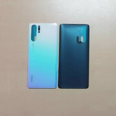 Vetro Posteriore Back Cover Batteria Huawei P30 Pro Breathing Crystal Bianco