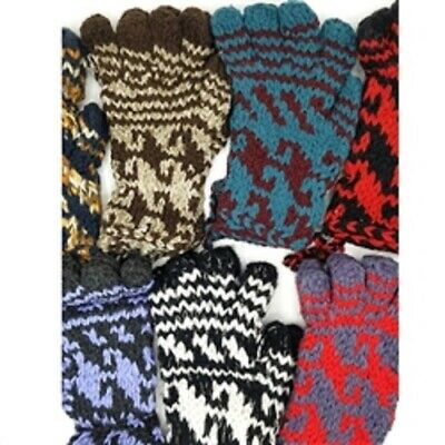 Wool Blend Soft Kids Gloves For The Cold Winter Months