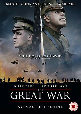 Great War, The (Released 6Th January) (Dvd) (New)