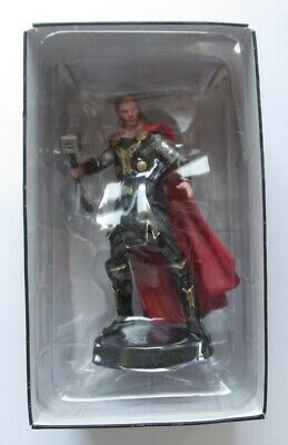 MARVEL MOVIE COLLECTION Eaglemoss THOR - FIGURINE OVP in Box