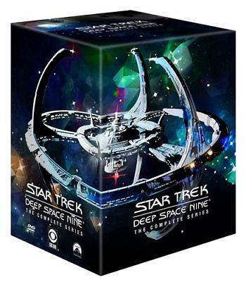Star Trek: Deep Space Nine, The Complete Series, Dvd Box Set, Free Shipping, New