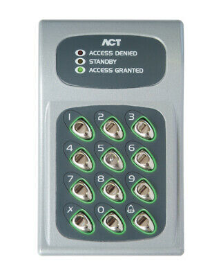 ACT 10 Pin Only Keypad