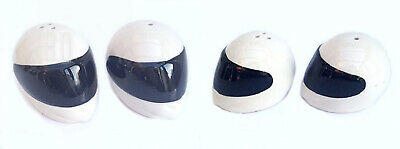 Motorbike Helmet Salt & Pepper Set