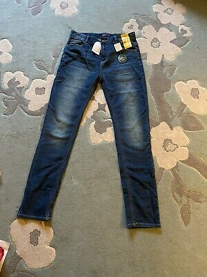 Brand New With Tags- Next Boys/Teens Super Skinny Stretch Jeans - Age 15 Rrp£20