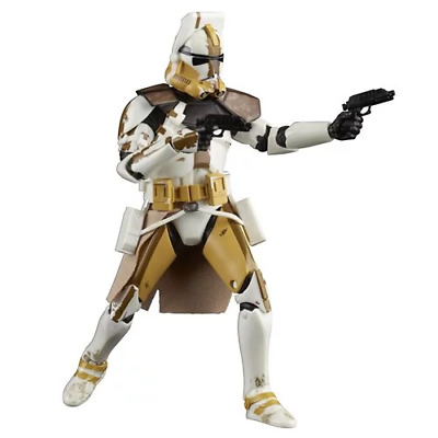 Star Wars The Black Series Clone Commander Bly 6-Inch Action Figure (PRE ORDER)