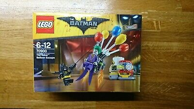 LEGO Batman Movie The Joker Balloon Escape 2017 - Used