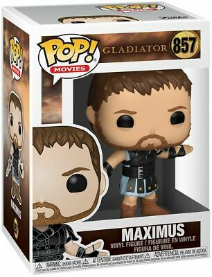 Funko POP ! Movie Maximus #857 Il Gladiatore - Gladiator NEW !!! IN STOCK