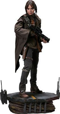 STAR WARS: Rogue One - Jyn Erso Premium Format Statue (Sideshow Collectibles)