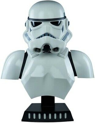 STAR WARS - Stormtrooper 1:1 Scale Life-Size Bust (Sideshow Collectibles) #NEW
