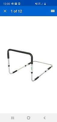 Bed Side Assist Handle Guard Rails Medical With Strap New Open Box