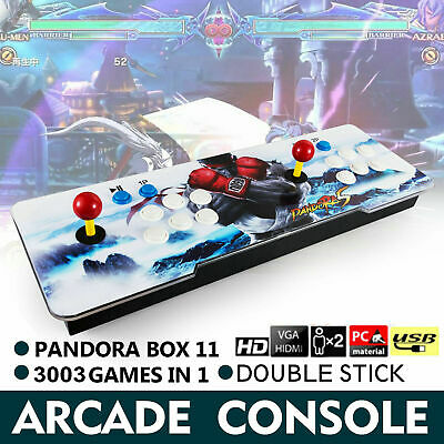 New Pandora's Box 3003 Games In 1 Retro Video Games Double Stick Arcade Console