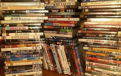 Dvd Clearout - Dvds £1.99 - Free Postage!