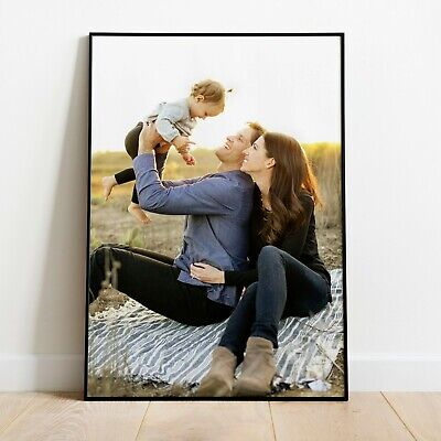 Any Image Glossy A4 210mm x 297mm Personalised Photo Or Design Printing Service
