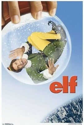 ONE SHEET MOVIE POSTER ELF 24x36-241361