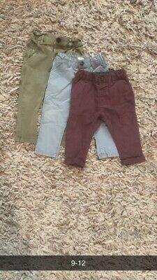 3 Pairs Boys Jeans 9-12 Months Next River Island