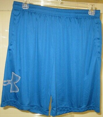 Under Armour Tech Graphic athletic/gym/running shorts (1306443) men's size XL