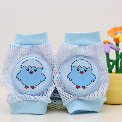 Baby Sponge Mesh Knee Pads for Crawling ToddlersKnee Protector Leg Safety Guards