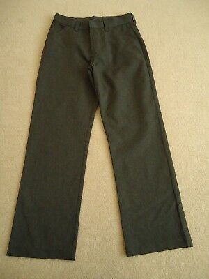 Boys Next School Trousers Age 13 Years Very Good Condition