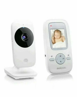 Motorola MBP480 Baby Colour Video Monitor Digital Zoom Infrared Night Vision 2""