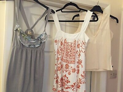Bundle/Job Lot Of Ladies Tops, Size S (10), Hollister, French Connection, Essent