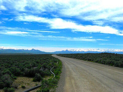 Rare! 2.06 Acre Elko Nevada Lot W Power & Ez Access~Surveyed!  Cash~No Reserve!