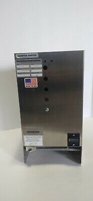 Change Machine quarter hopper untested