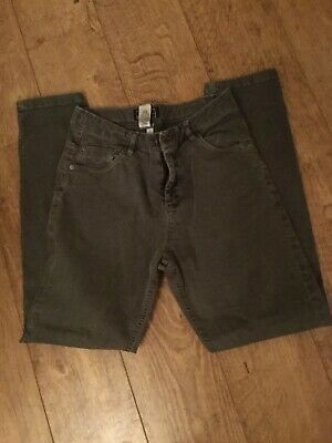 Boys Green Next Jeans Age 13