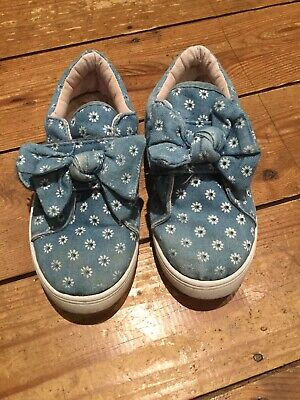 Girls Mothercare Trainers/Pumps Kids Size 11