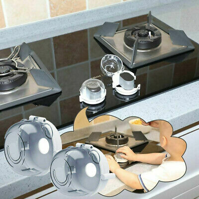 1pcs Stove Oven Knob Covers Protective Gas Cooker Switch Lock Child Safety Guard