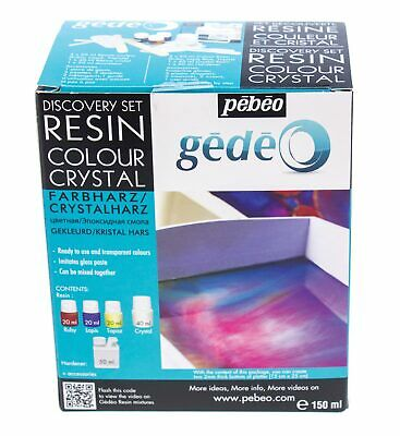 Gedeo Resin Discovery Set