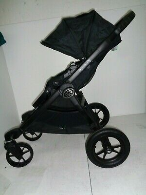 BabyJogger City Select Black, Great used condition RPR £589.99