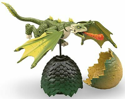 Game of Thrones: Rhaegal Building Set - Mega Construx GoT - Rhaegal