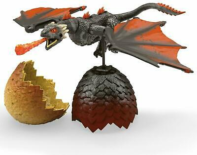 Game of Thrones: Drogon Building Set - Mega Construx Multicolor GoT - Drogon