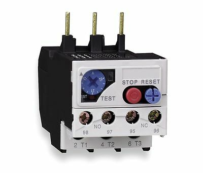 Overload Relay 4-6 Amp 3 Pole Trip Class 10 for IEC Contactor