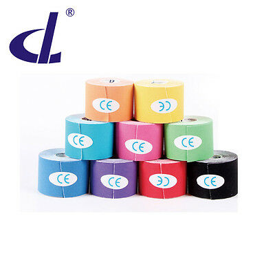 Sports Tape Kinesiology Elastic 5m Physio Muscle Strain Injury Support KT SALE