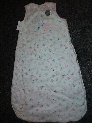 Baby Girls BRAND NEW WITH TAGS sleepbag   6-12 Months 2.5 tog