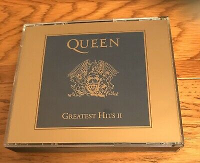 Queen Double Album Greatest Hits 1 & 11 Gold Discs All Mint Cond With Booklet