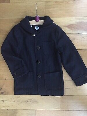 New Boys Kin By John Lewis Coat. Age 8.