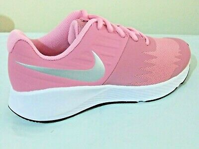 Nike Star Runner Girls Womens Shoes Trainers Uk Size 6  907257 601