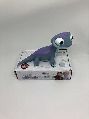 Disney Frozen 2 Bruni The Salamander Mood Color Changing Night Light NEW IN HAND