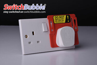Switch covers - Power protectors - Preventing switch off by little fingers!!