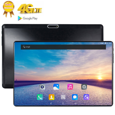 Tablet 10 Core Dual SIM 4G LTE 13.0 MP Android 9.0 GPS 10.1 inch WiFi 2560*1600