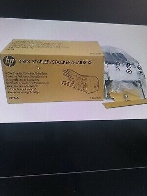 HP (CE736A) Laserjet Enterprise M4555 MFP Stapling Mailbox/3 Bin Finisher