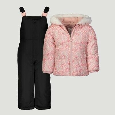Carter/'s Toddler Girls Pink Trench Coat Size 4T