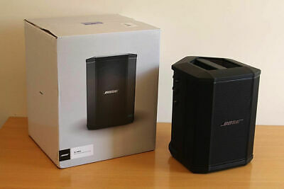 Bose S1 Pro MultiPosition PA System +Lithium-ion Rechargeable Battery S1PRO USED